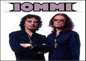 Tony Iommi and Glenn - 2005