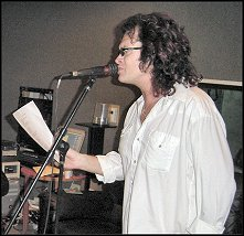 Glenn in the Studio - January 2003