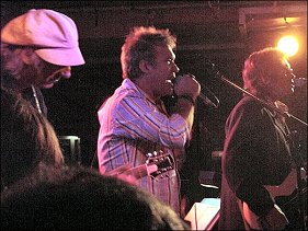 JJ Marsh, Jimmy Barnes and GLENN - Sydney, Australia - 2006