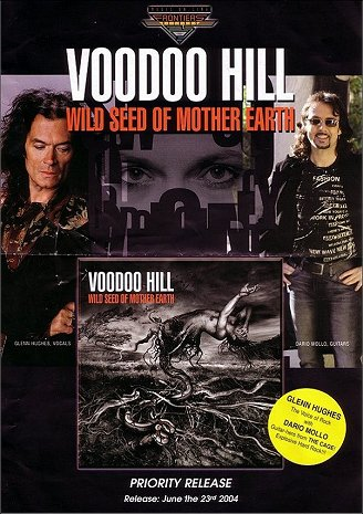 Voodoo Hill - Wild Seed Of Mother Earth - 2004