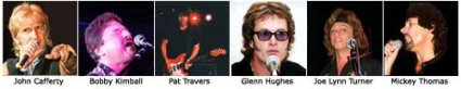 Voices Of Classic Rock